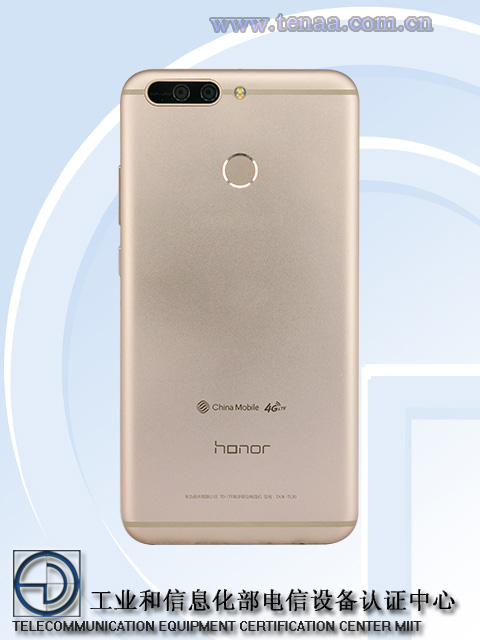 Honor 9 (DUK-TL30) TENAA