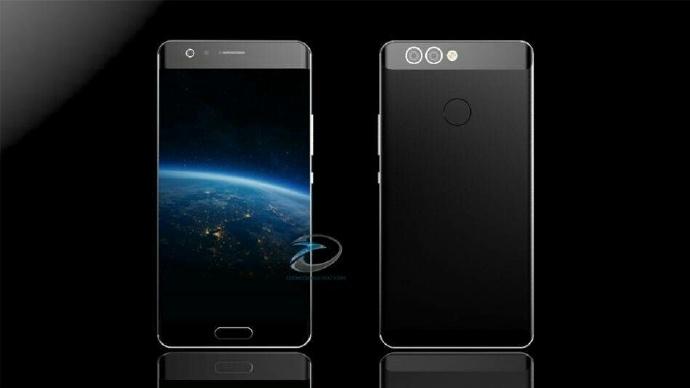 Huawei P10 leaked image