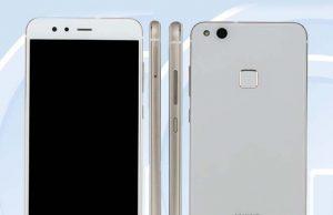 Huawei WAS-AL00 TENAA