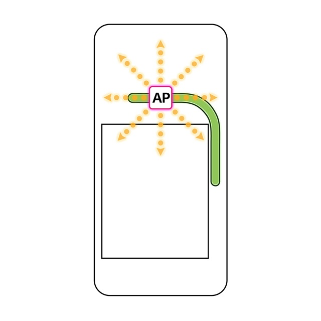 LG G6 heat pipe technology