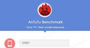 Sony G3221 AnTuTu